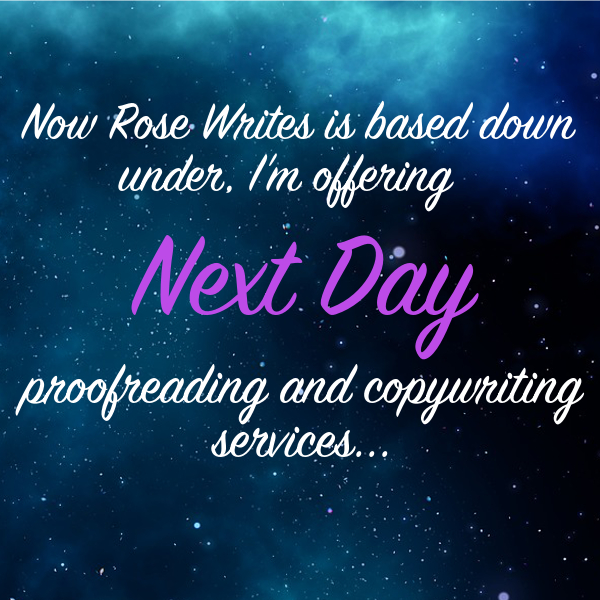 Next Day Copywriting Service