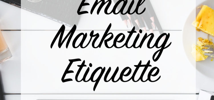 Is your email etiquette costing you business?