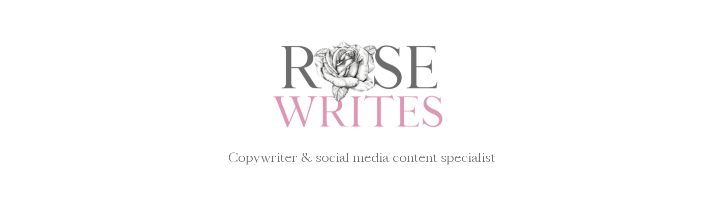 Rose Writes Copy