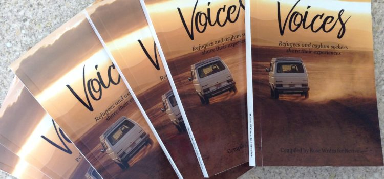'Voices' now available on Amazon!